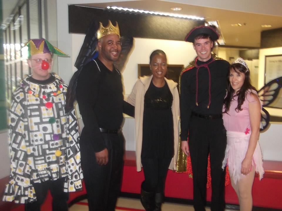 Shakespeare Against Cancer at Childrens Hospital of Michigan