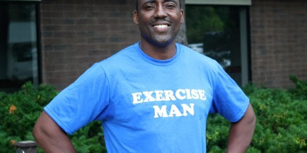 Advice from Exercise Man