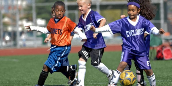 help your kids fall in love with a new sport