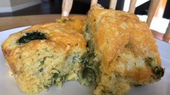 broccoli and cheese cornbread