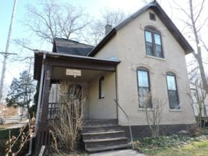 The original Well House home. The non-profit now owns eight homes.