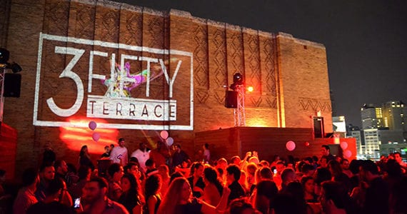 3fifty Terrace - Music Hall Detroit