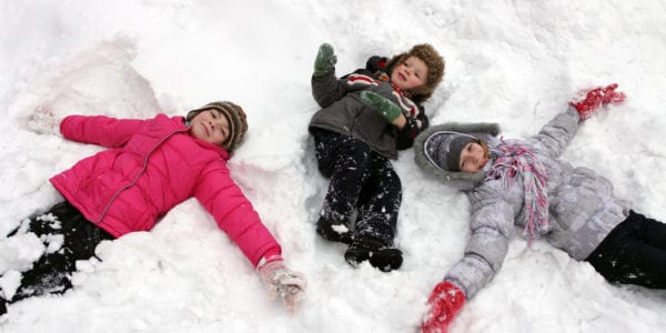 Children Health and Happiness This Winter