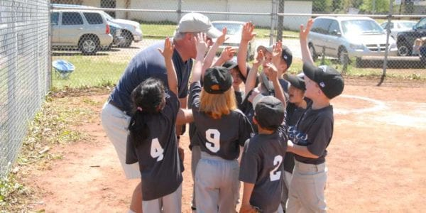 preparing your kids for success in sports