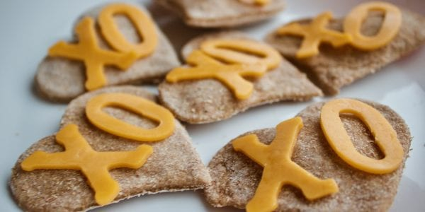 XO crackers