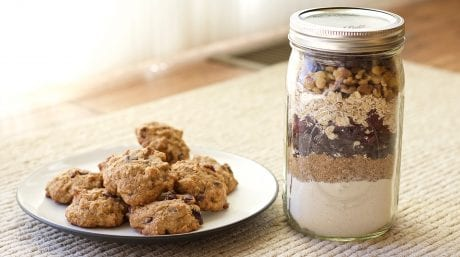 cranberry dark chocolate chip cookie mix