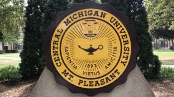 Central Michigan University Seal