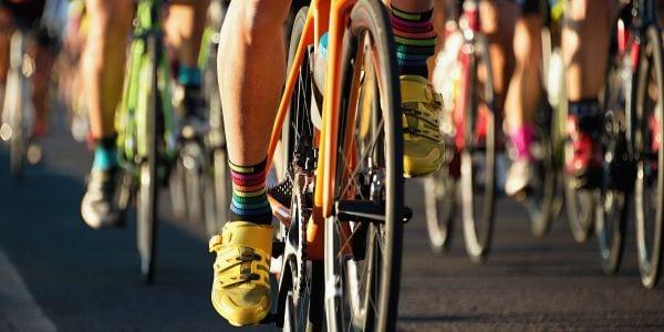 bikers racing