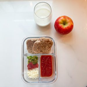 Healthier Lunchable